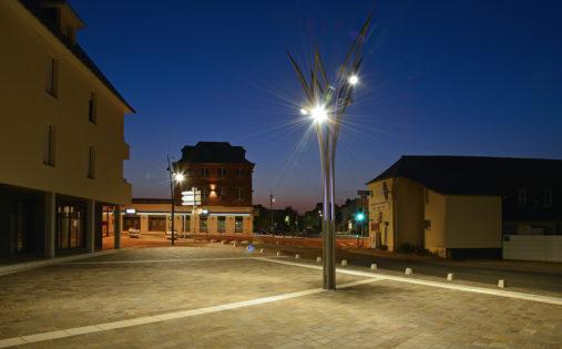 Place de la Mairie (Quincampoix)