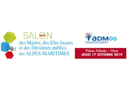 Retrouvez notre agent CITETECH au Salon des Maires des Alpes Maritimes
