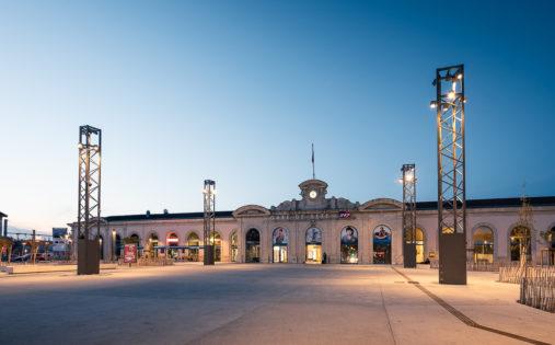 Parvis de la Gare (Sète)