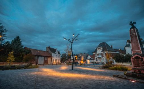 Place Louis Virel (Eleu dit Leauwette)